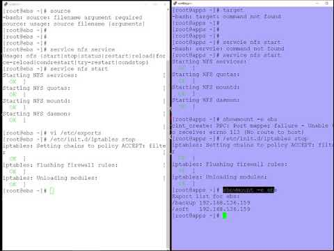 NFS IN LINUX -SOLUTION