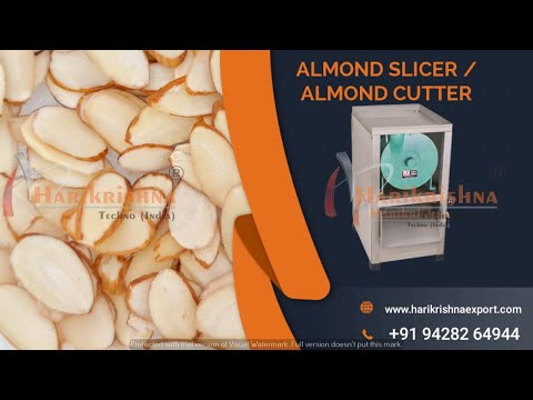 DRY FRUIT SLICER MACHINE, ALMOND SLICER, PISTA SLICER, DRY FRUIT CUTTING MACHINE, BADAM PISTA CUTTER