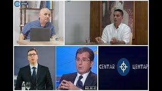Milan Veruović O hobotnici koja kontroliše Vučića i Bebi Popoviću, konsiljeru opasnih ljudi U CENTAR
