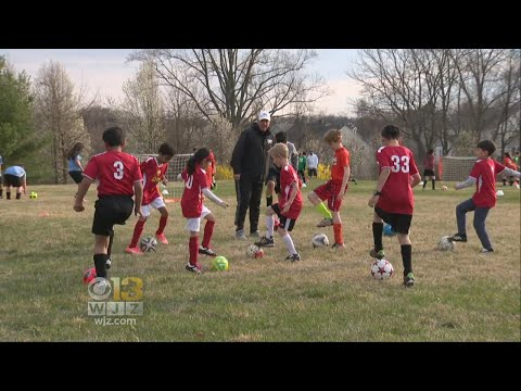 Howard Co. Program Provides Funding For Low-Income Families To Afford Youth Sports