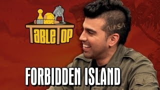 Download Forbidden Island: Wil Wheaton, John Scalzi, Bobak Ferdowsi, and Jason Finn on TableTop SE2E05 Video