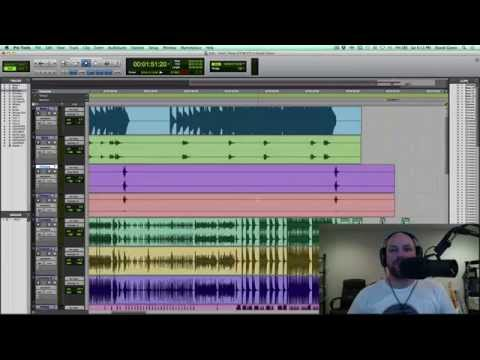 Splitting Stereo Files to Mono and Other Mix Prep Tips