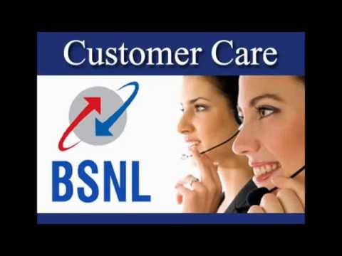BSNL Customer Care, Customer Service, Toll Free Number