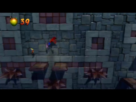 Crash Bandicoot - Stormy Ascent - Unreleased Level Gameplay