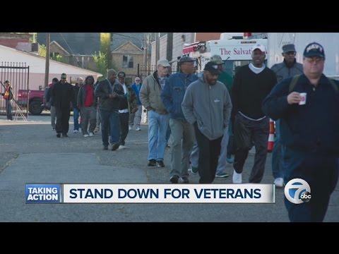 Helping Veterans with