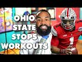Ohio State Shut Down Voluntary Football Workouts Because Of This