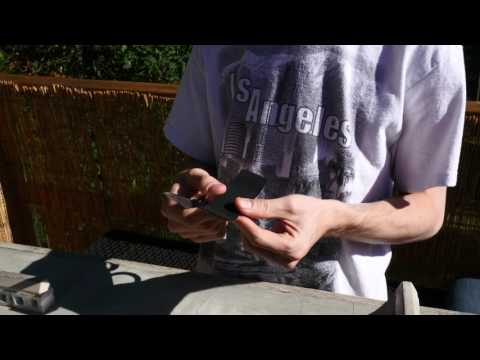 How to Grip a Fingerboard - Tutorial