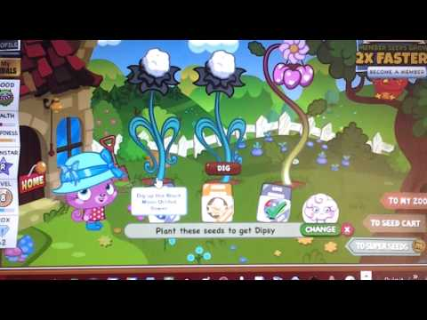How to get Roxy on moshi monsters really easy!
