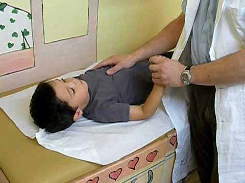 Signs of meningitis