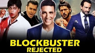 4 Super-Hit Films That Akshay Kumar Shockingly REJECTED