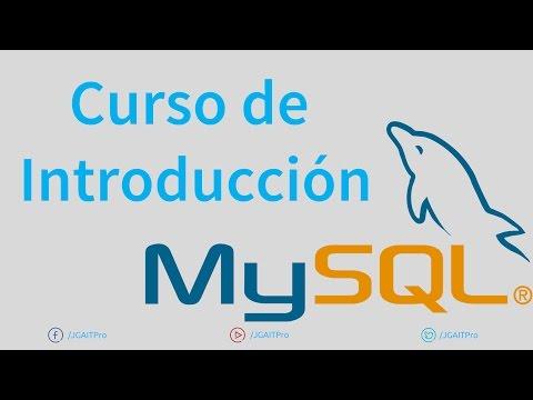 Curso de MySQL - Instalación de MySQL Server y MySQL Workbench en Windows