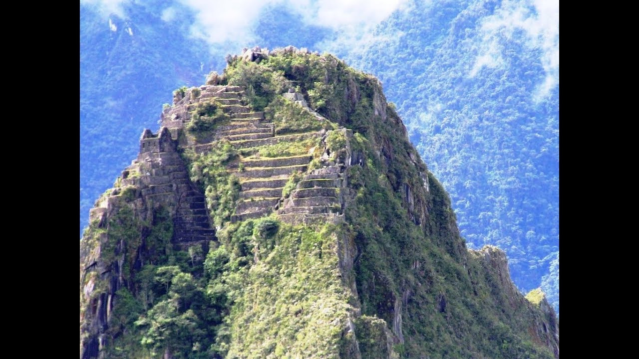 Mysteries Of Machu Pic'chu: June 2017