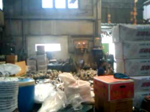 PVC Shoe Factory in Thailand, Chaiwiwat Plastic