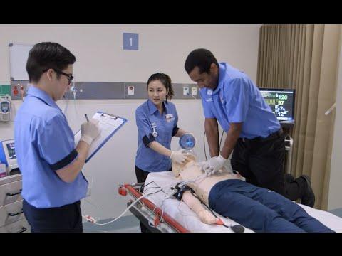 Become a nurse - study a Master of Nursing