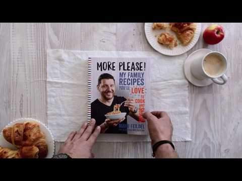 More Please! by Manu Feildel (cookbook preview)