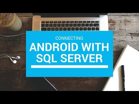 Android | Connect Android App With SQL Server | Login
