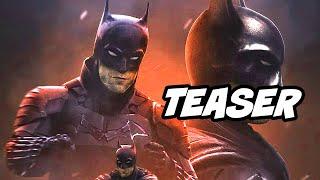 The Batman First Look Teaser Breakdown - Batman Catwoman Scene Easter Eggs
