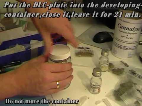 cannabinoid profile, THC tester