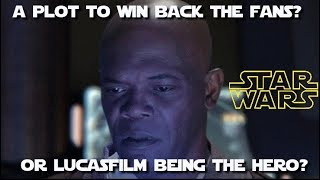 Download Lucasfilm to the rescue?!? Star Wars Theory gets his fan film back Video