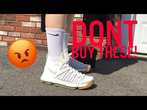 DONT BUY THIS SHOE// KD 9 ELITE