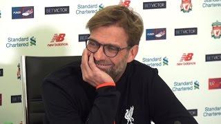Jurgen Klopp Full Pre-Match Press Conference - Manchester United v Liverpool