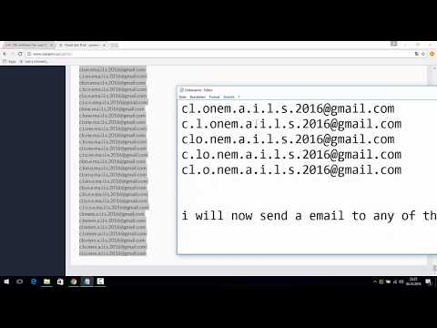 HOW TO CREATE 100 E-MAIL ACCOUNTS IN 1 CLICK [GMAIL]
