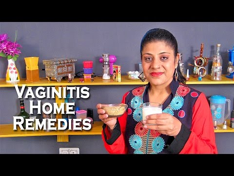 Vaginitis Home Remedies - Swollen Vagina Pain Relief Tips By Sonia Goyal @ ekunji.com