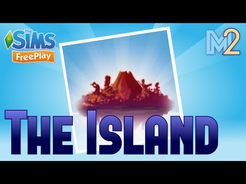 Sims FreePlay - Mysterious Island + Lost Raider Quest with Draco Malfoy (Let's Play Ep 7)
