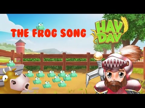 Hay Day - The Frog Song