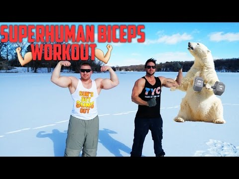 How To Get Big Biceps (Add 1 Inch in 28 Days With This Insane Biceps Workout!)