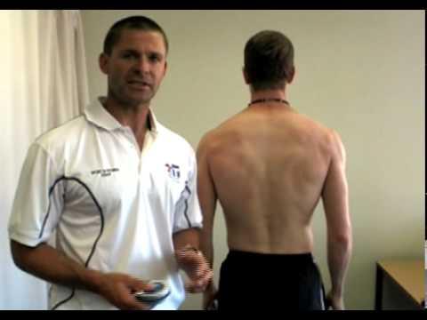 Skinfold measurements