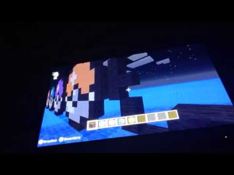 Minecraft PS3 How to build a Pokemon ball