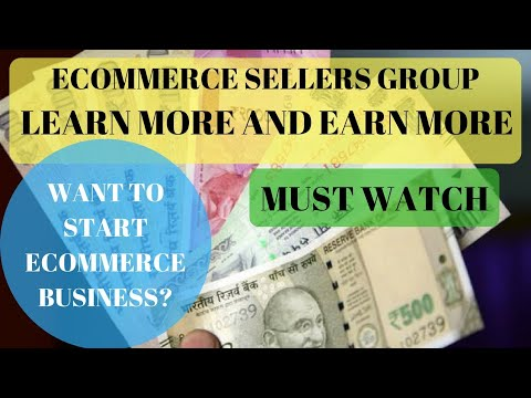 E-commerce Sellers Group Learn More And Earn more Ebay Amazon Selling Tips And Tricks 2017