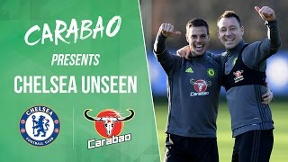 CHELSEA UNSEEN: Fabregas talks assists, goals galore & David Luiz and Willian show some love