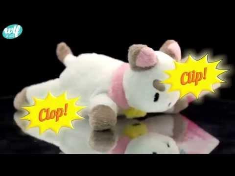 Clip! Clap! Meet the NEW Mini Puppycat Plush Magnet