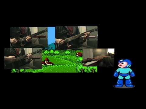 T9Bailey Plays Mega Man 2 Opening Theme