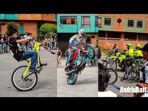 Stunt Bike! BIKELIFE Bogotá