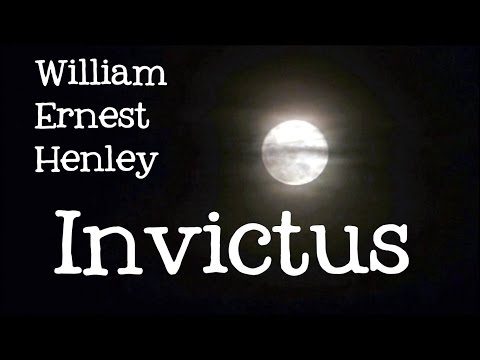 Invictus by William Ernest Henley: Classic Poems for Children - FreeSchool
