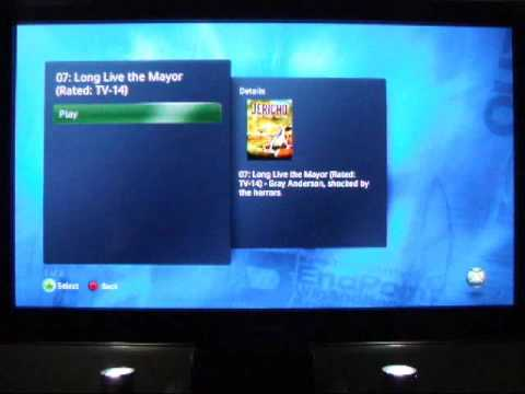 Netflix on Xbox 360 with PlayOn