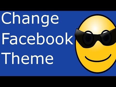 how to change fb theme in firefox