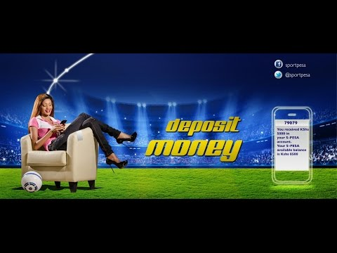 How to Deposit Money from Mpesa to SportPesa