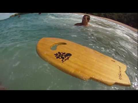 Handplane Art in Surf