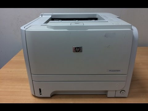 How to replace Repair Kit HP LaserJet P2035 / P2055 Printer