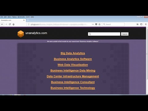 How to remove Unanalytics.com (Chrome/Firefox/IE)