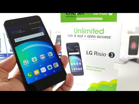 LG Risio 3 Detailed Unboxing and Hands-On