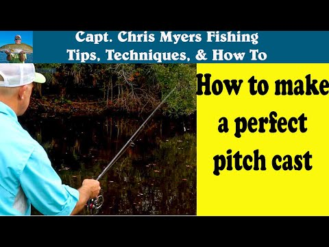 Spinning Reel Tips - The Pitch Cast