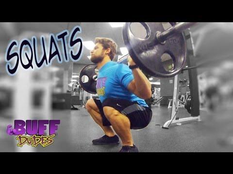 How to Perform the Squat - Proper Squats Form & Technique