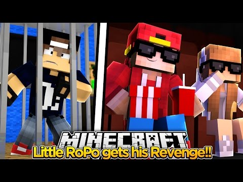 Minecraft Adventure - LITTLE ROPO GETS PAY BACK ON BULLY JACK!!