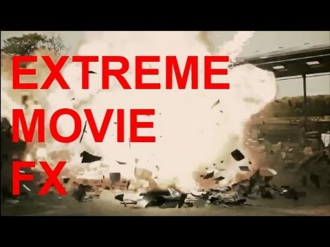 How to create Hollywood Extreme FX on your iPhone Movie Tutorial