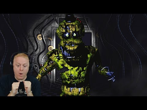 HELLO THOMAS, WOULD YOU LIKE TO PLAY A NEW GAME? | POST SHIFT - OXYGEN MODE | FNAF